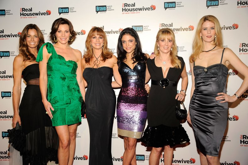 Real Housewives of New York cast