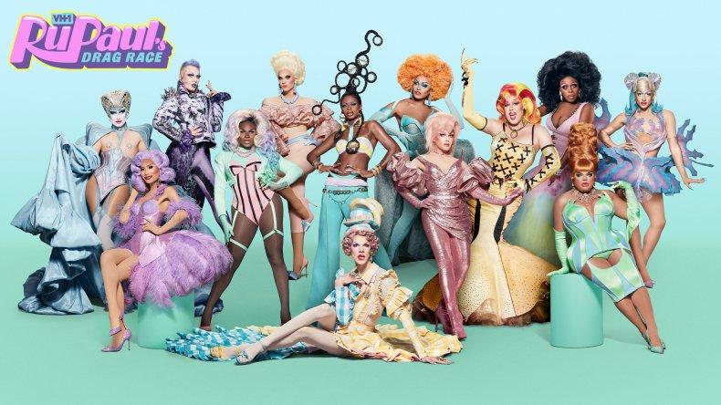 RuPaul's Drag Race season 13 cast