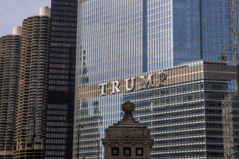 Trump Owed  Million in Tax Refund
