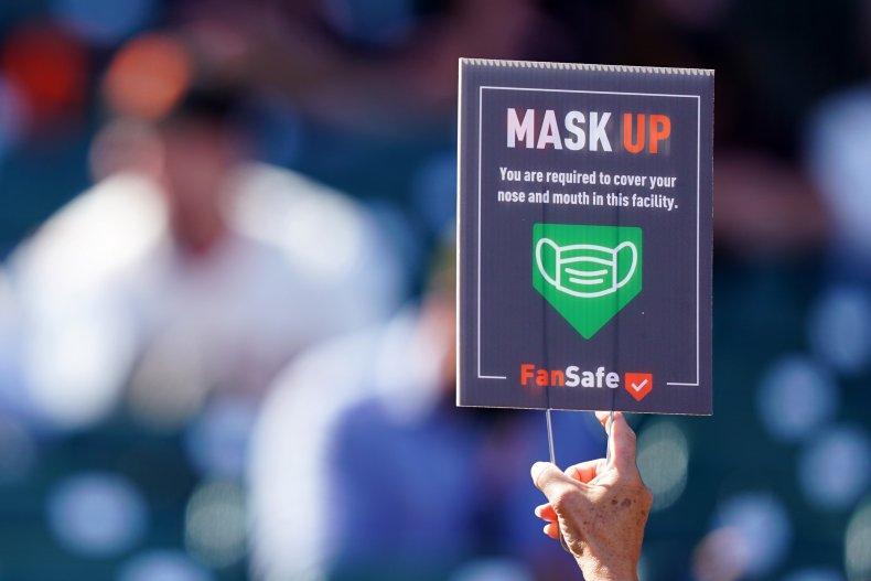 San Fran, Bay Area Mask Mandates