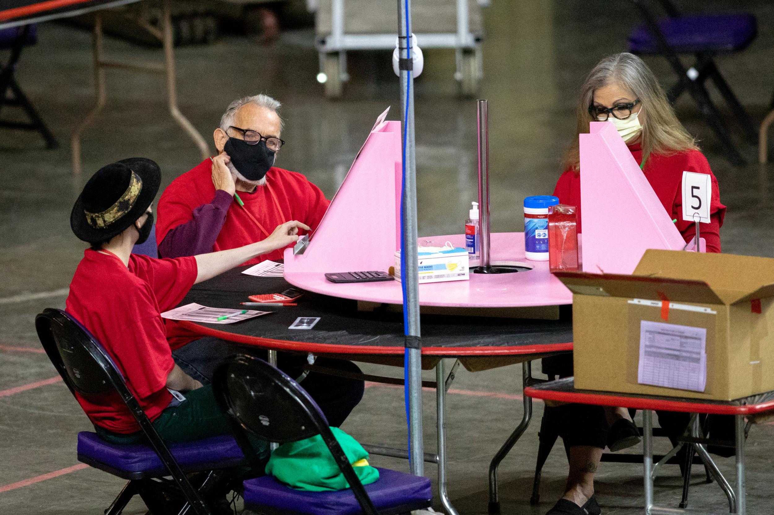 Arizona Election Audit Mocked by Maricopa County Chairman