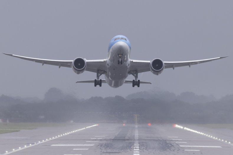 Florida woman airplane