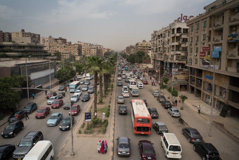 Haram Egypt
