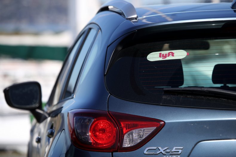 Lyft driver convicted of rape