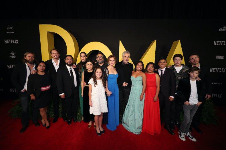 Roma Premiere