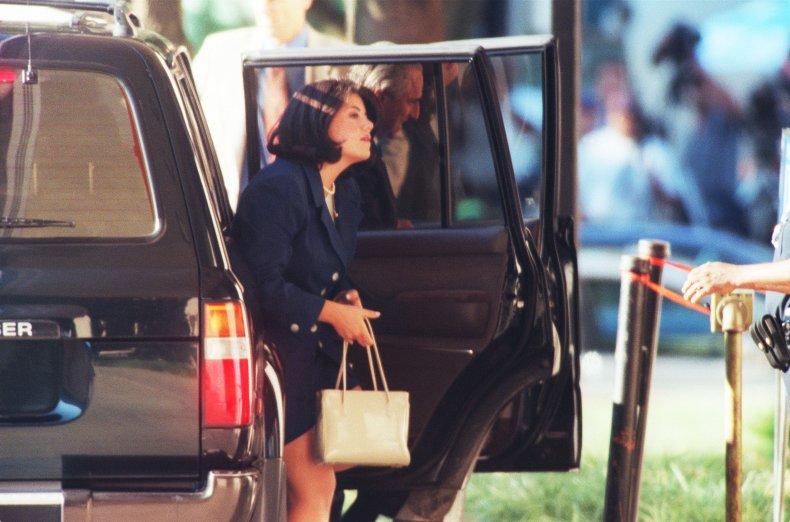 Monica Lewinsky Impeachment American Crime Story