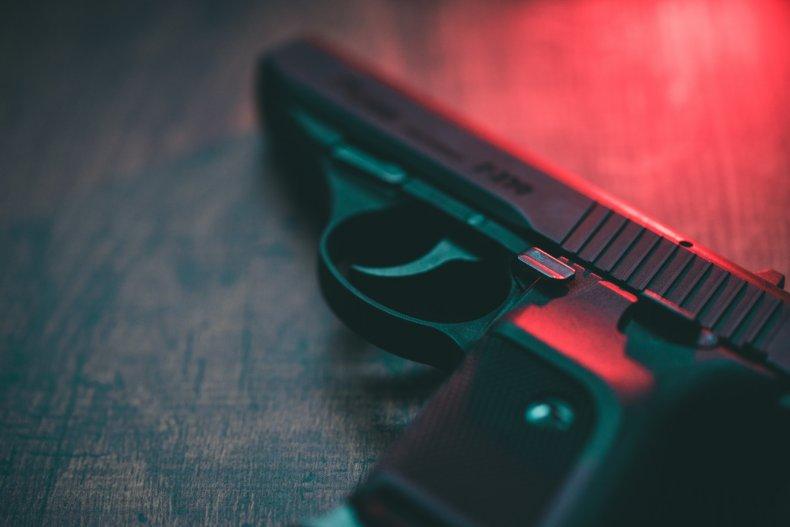 Handgun file photo