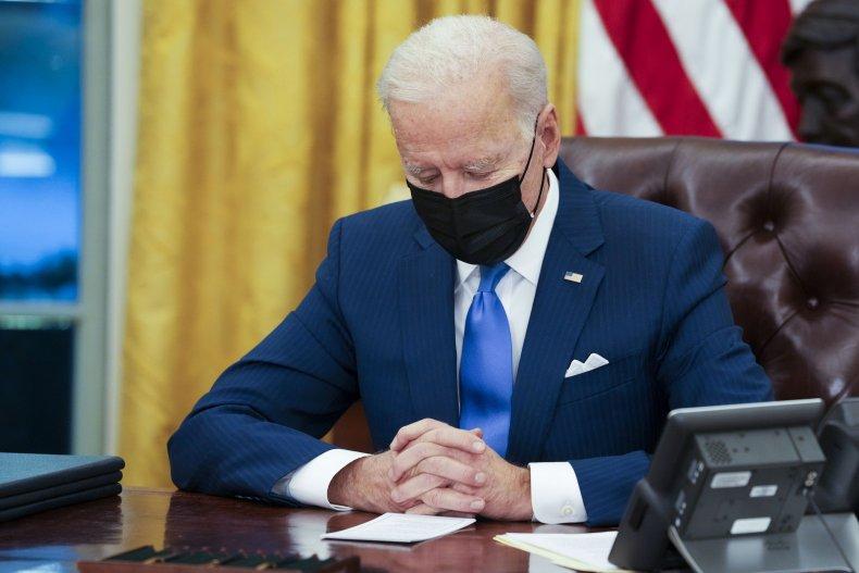 President Biden Signs Executive Orders To Modernize