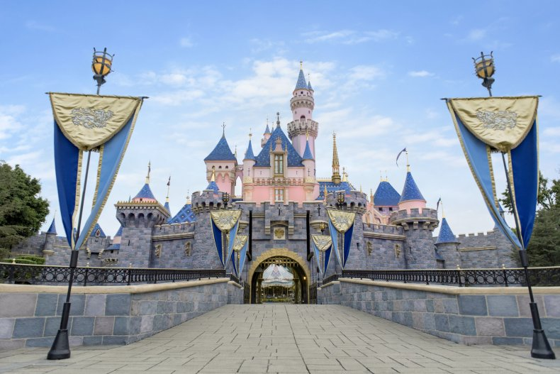 Disneyland Disney Annual Pass Magic Key California