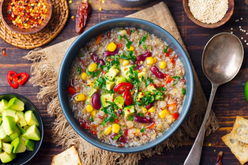 Vegetable Quinoa Stew