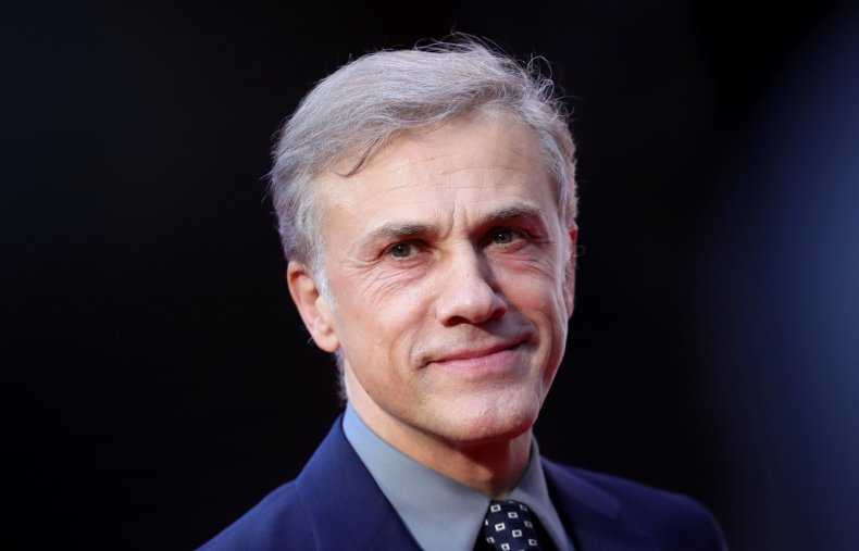Christoph Waltz at Downsizing premiere