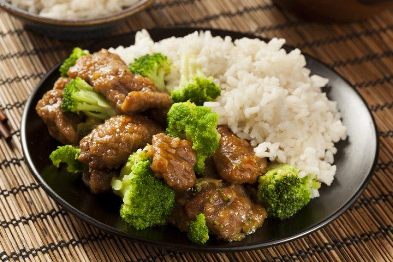 StarTrekPlatinum's Beef and Broccoli