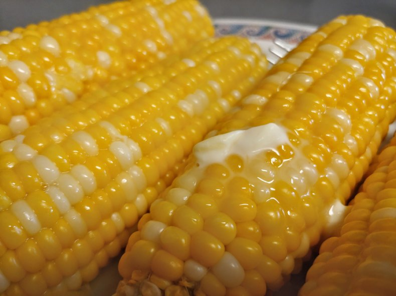 Peggy Brose's Instant Pot Corn on the