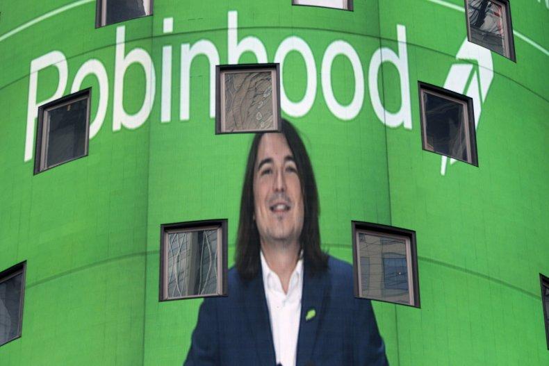 Robinhood CEO