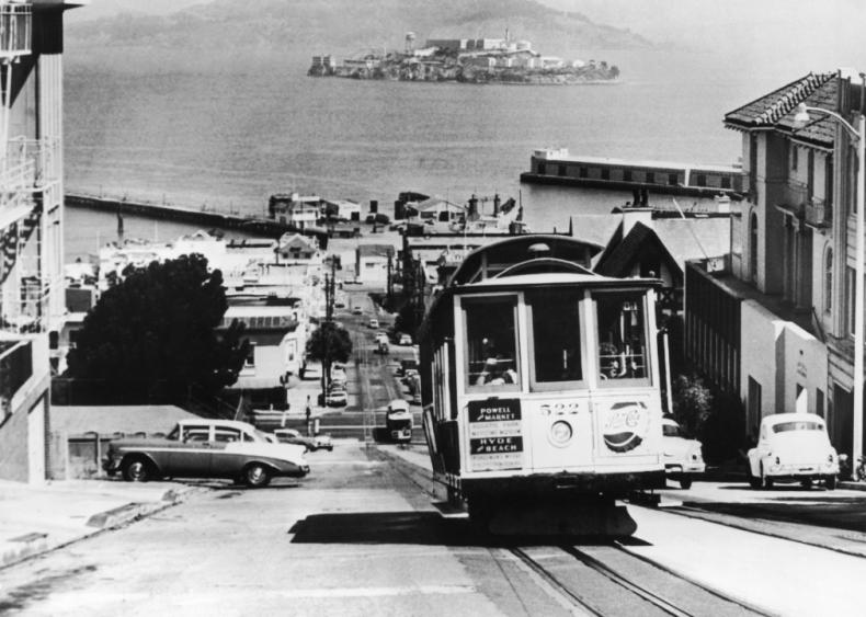1963: Heading to San Francisco