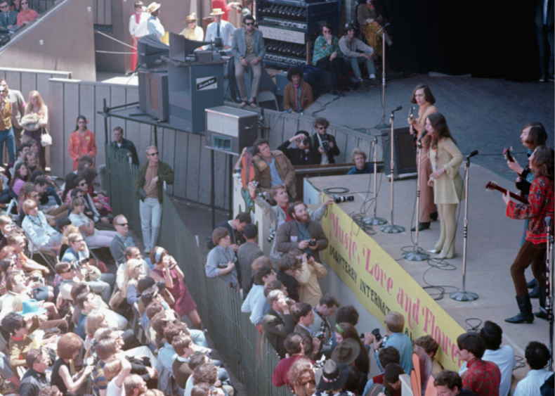 1966–1967: Joining 'Big Brother,' performing at Monterey