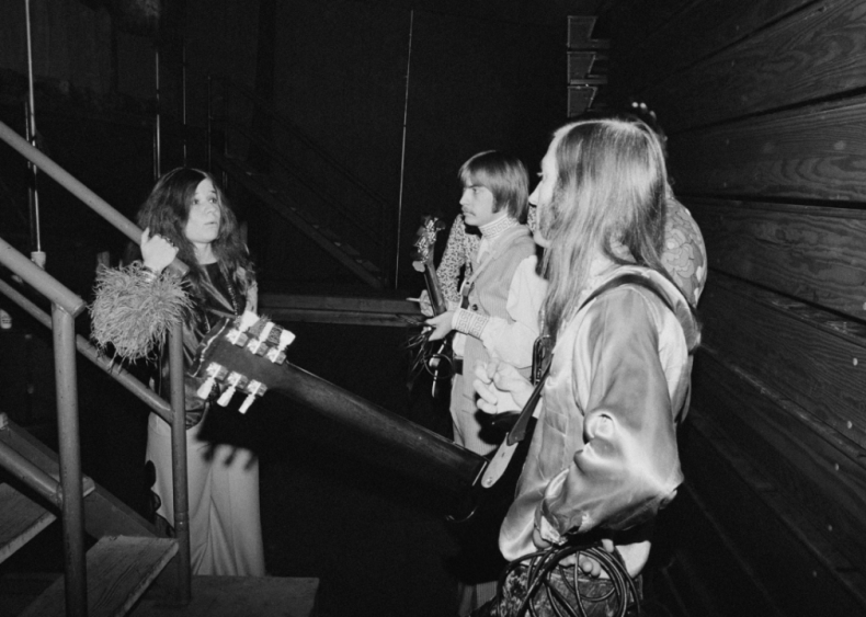 1969: 'I Got Dem Ol' Kozmic Blues Again Mama!'