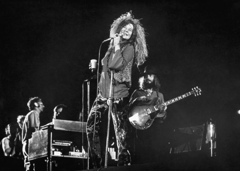 1970: Making 'Pearl' in Los Angeles