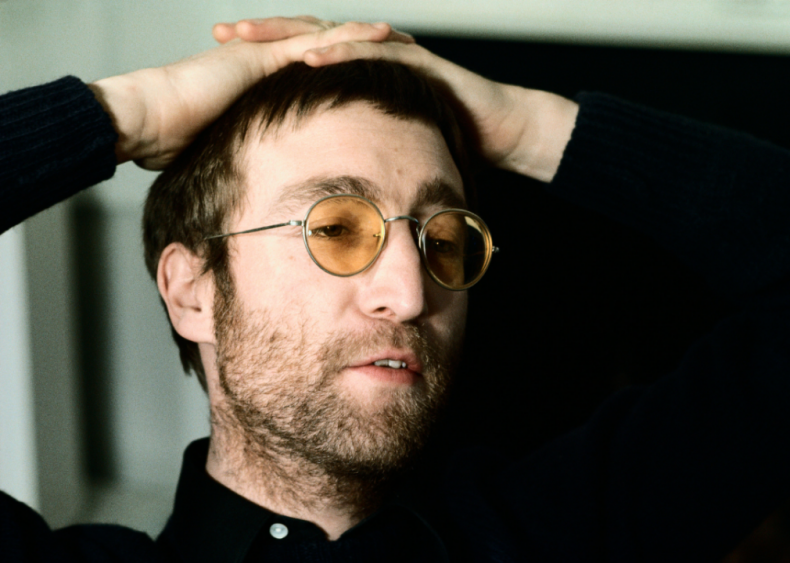 1970: A birthday greeting for John Lennon