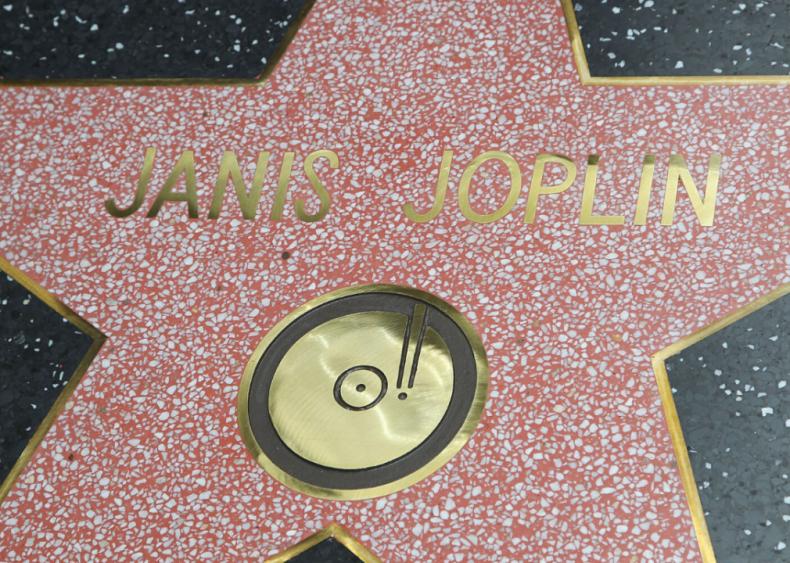 2013: A star on Hollywood Boulevard