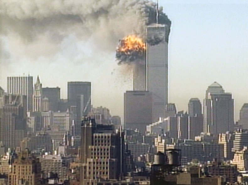 9/11 South Tower WTC terrorism