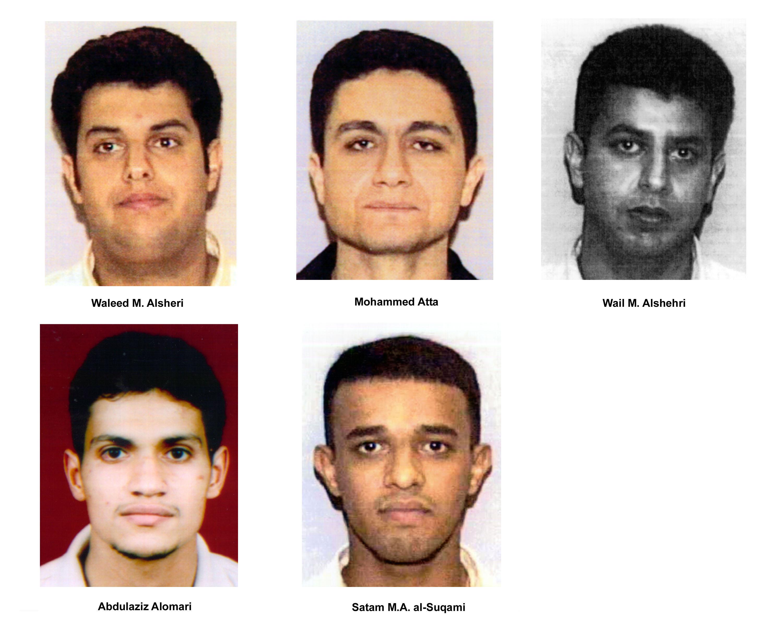 9/11 hijackers terrorism WTC Mohammed Atta