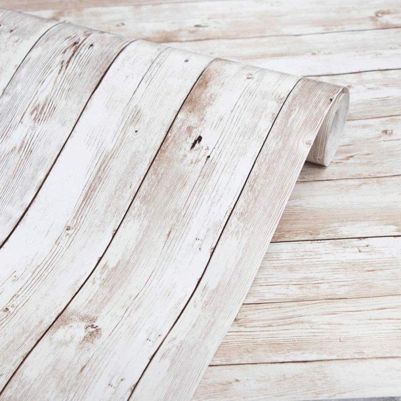Wood Wallpaper Self-Adhesive Removable