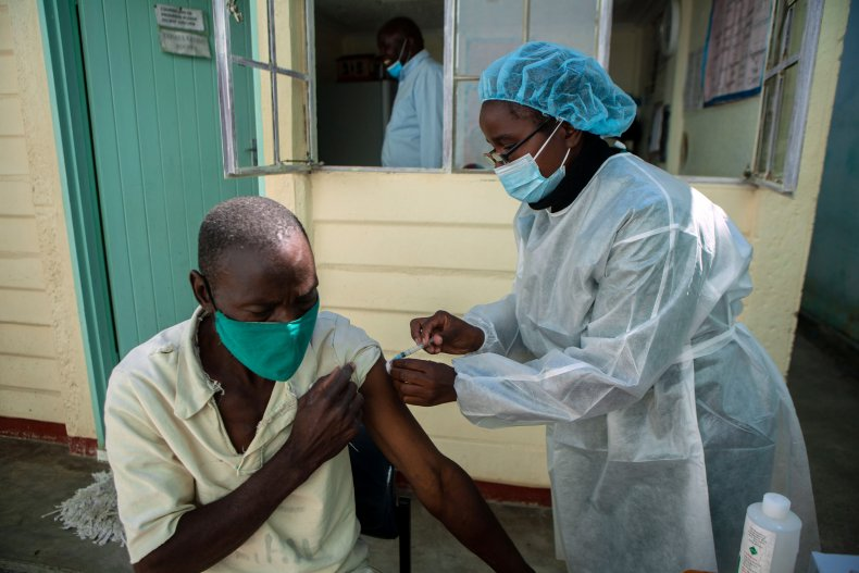 Zimbabwe Rolls Out Covid-19 Vaccines In Prisons