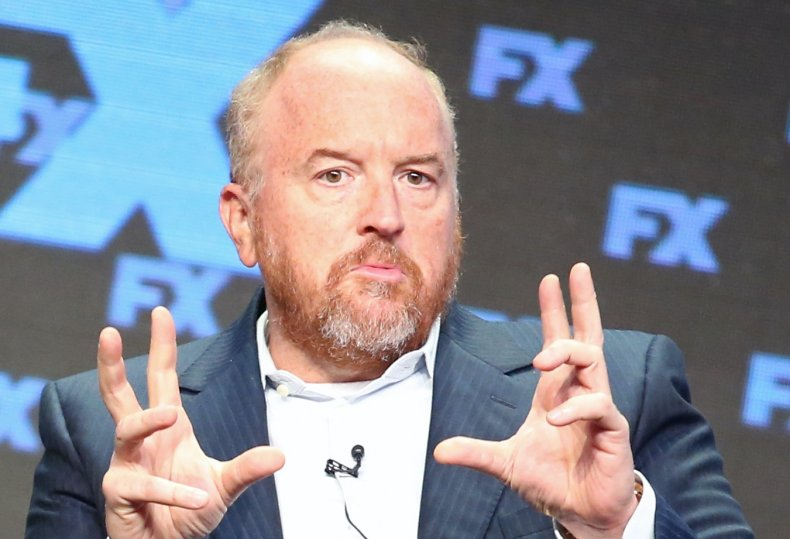 Louis C.K. comedy tour sexual misconduct harassment