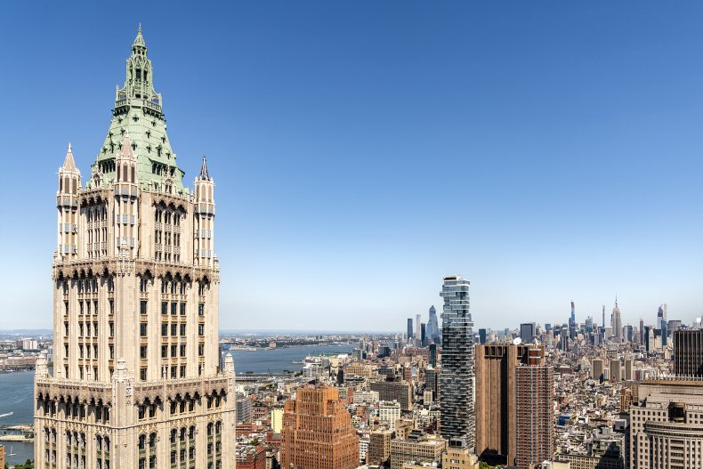 Pinnacle Penthouse, New York, 10007