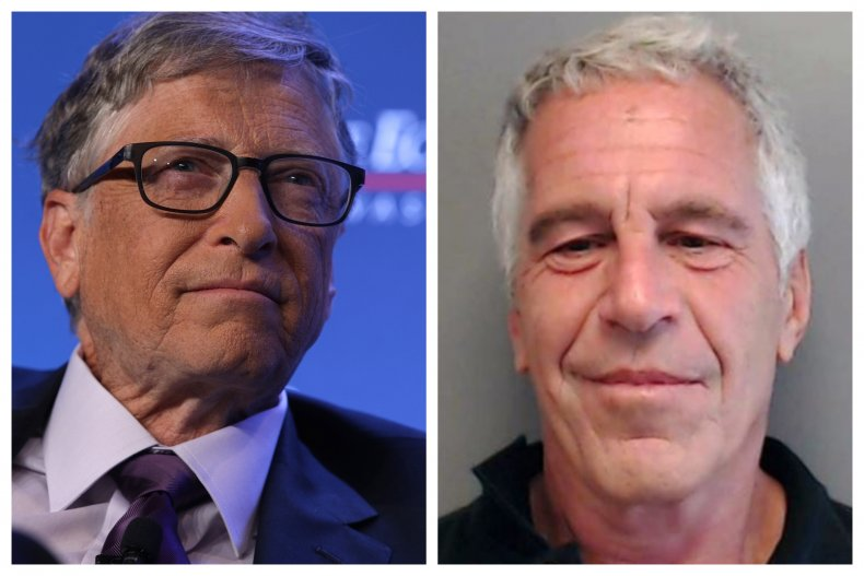 Gates met Epstein on several occassions