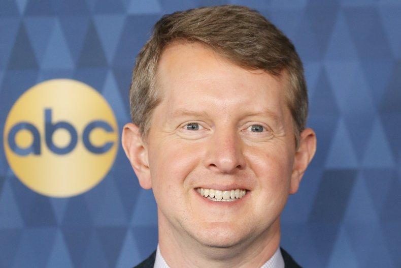 """""""Jeopardy!"""" star Ken Jennings"""