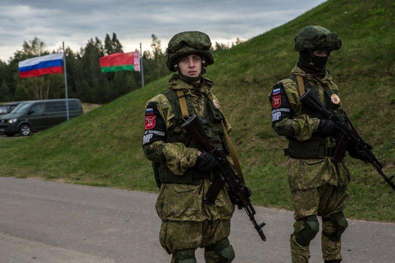 Russia, military, Zapad, exercise, Belarus