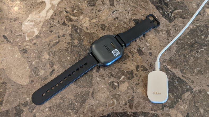 Gabby Wireless phone watch