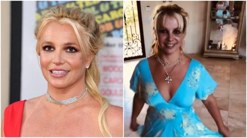 Britney Spears reveals she's Catholic