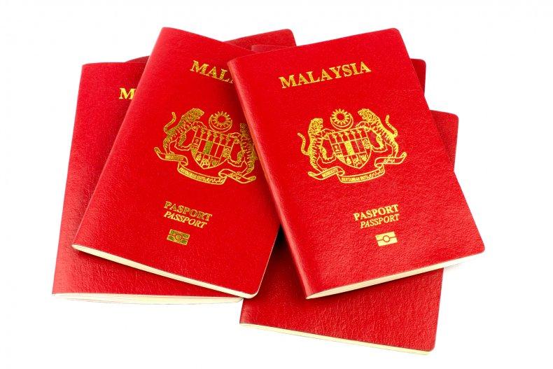 Malaysian passports