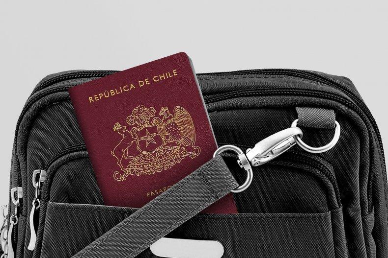 Chilean passport