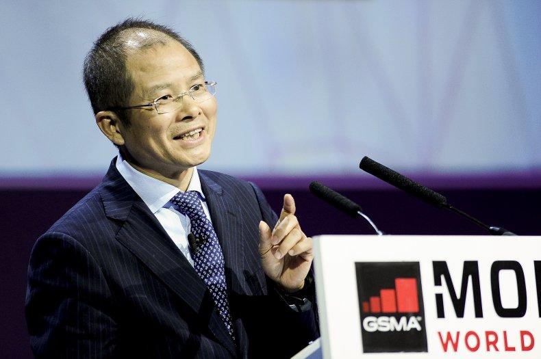 Huawei Executive Eric Xu