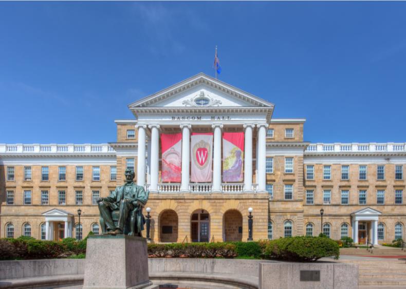#61. University of Wisconsin