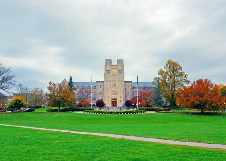 #60. Virginia Tech