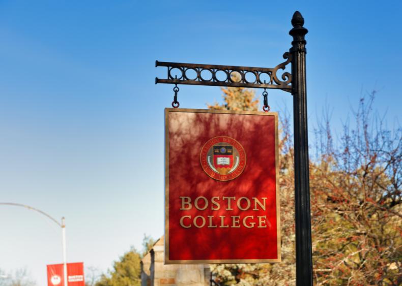 #49. Boston College