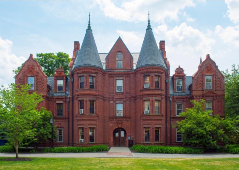 #43. Wellesley College