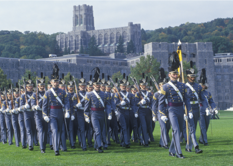 #32. United States Military Academy at West Point