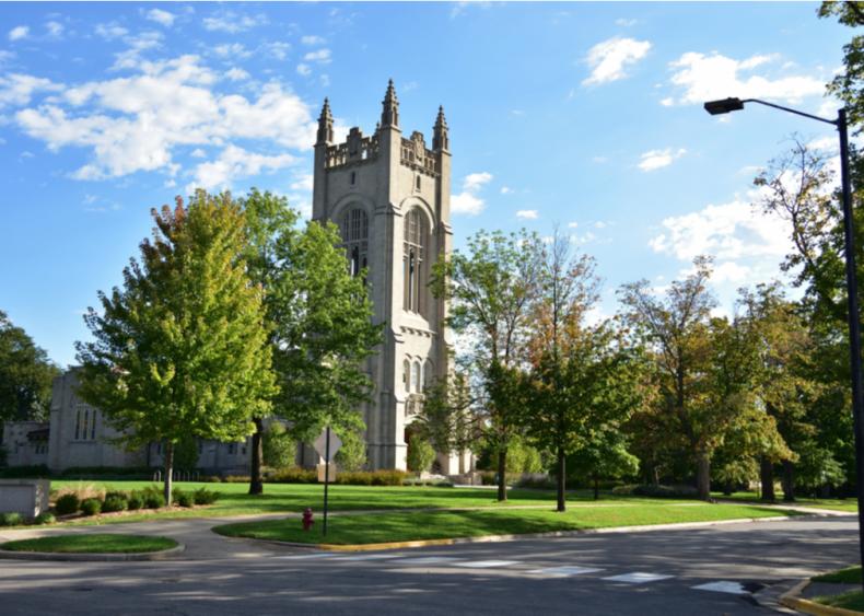 #30. Carleton College