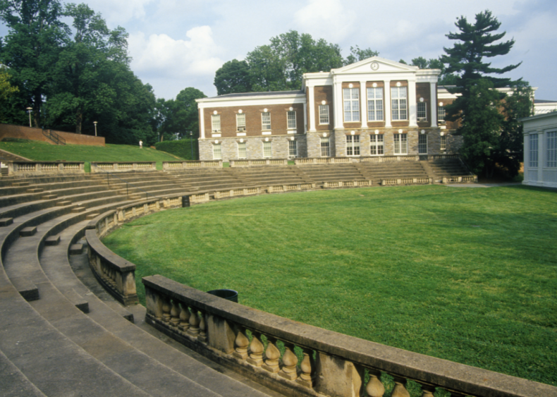 #29. University of Virginia