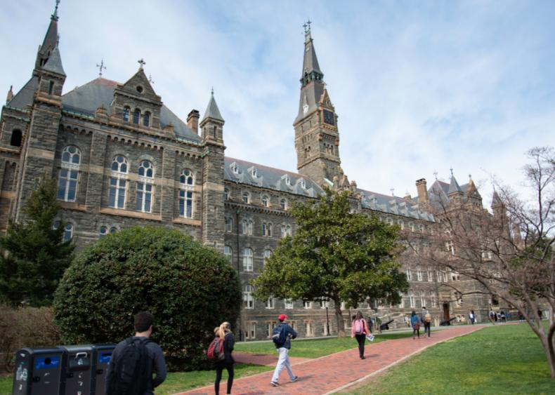 #25. Georgetown University
