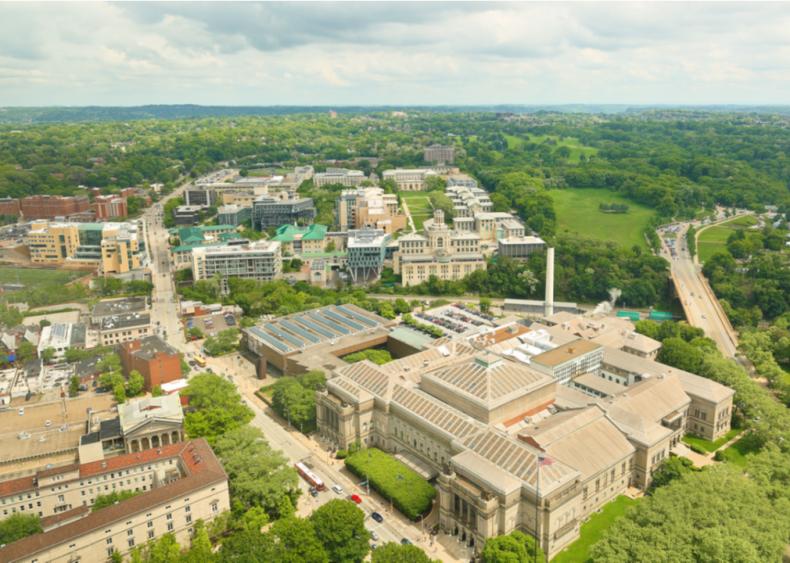 #22. Carnegie Mellon University