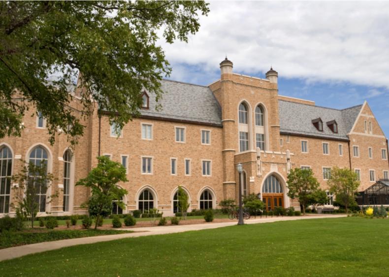 #16. University of Notre Dame