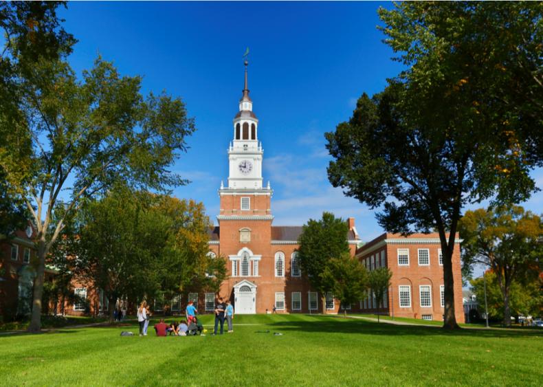 #13. Dartmouth College