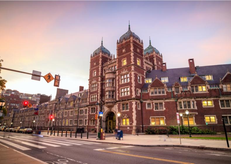 #10. University of Pennsylvania
